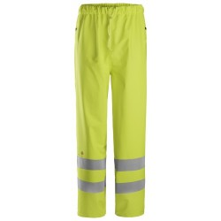 Snickers 8267 ProtecWork Rain Trouser Class 2