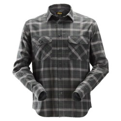 Snickers 8516 AllroundWork Flannel Checked Shirt