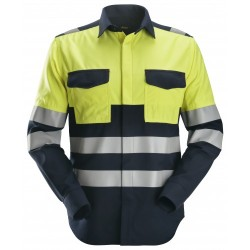 Snickers 8560 ProtecWork LS Shirt Class 1