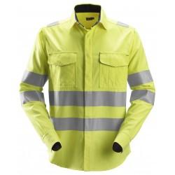Snickers 8565 ProtecWork Long Sleeve Shirt Class 3