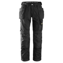 Snickers Workwear Craftsmen Trousers 3211 CoolTwill Holster Trousers, New Snickers Trousers