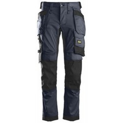 Snickers Workwear 6241 AllroundWork Stretch Trousers Holster Pockets