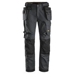 Snickers 6270 AllroundWork Vision Work Trousers+ Holster Pockets