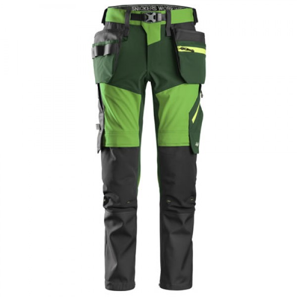 Snickers 6940 FlexiWork Holster Pockets Trousers