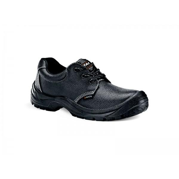 Titan Radon Leather Steel Toe Cap Slip Heat Oil Resistant Safety Work Boots Shoe