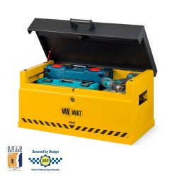 Van Vault MOBI S10850 Safe Site Storage Work Van Tool Security Safe Box