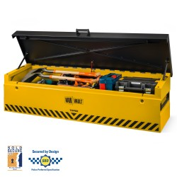 Van Vault S10830 Tipper Secure Storage Vehicle Box