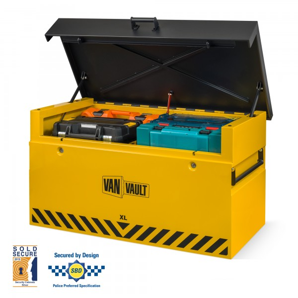 Van Vault XL S10840 Secure Storage Vehicle Box
