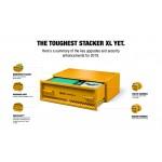 Van Vault Stacker XL S10890 Secure Storage Vehicle Box