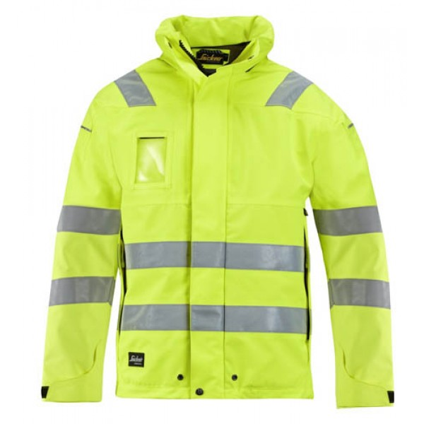 Snickers 1683 Hi-Vis GORE-TEX Shell Jacket