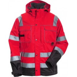 Tranemo First Grade Hi-Vis 3-in-1 Jacket