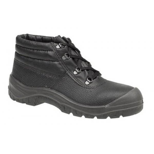 Amblers FS83 Safety Boots With Steel Toe Caps & Midsole Plus Scuff Cap