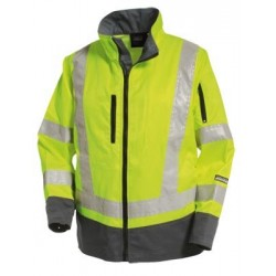 Tranemo Ce-Me Hi-Vis Ladies Jacket