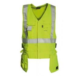 Tranemo Cantex FR Hi-Vis Craftsmen Vest