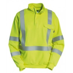 Tranemo Cantex FR Hi-Vis Sweatshirt