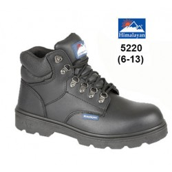 Himalayan 5220 S3 Safety Boots with Toe Cap and Midsole