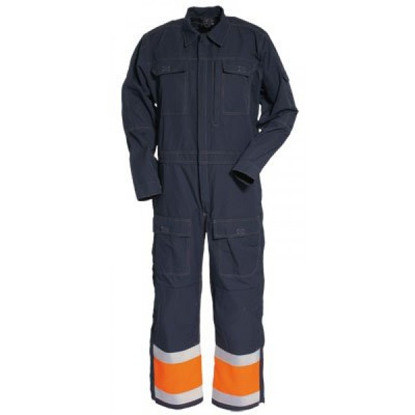 Tranemo Aramid Flame-Retardant Hi-Vis Boilersuit