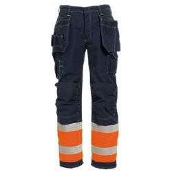 Tranemo Aramid Flame-Retardant Hi-Vis Craftsman Trouser