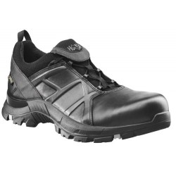 Haix Black Eagle Safety 50 Black 620001 GORE-TEX Waterproof Safety Shoes Metal Free ESD