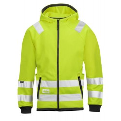 Snickers 8043 Hi-Vis Micro Fleece Jacket Class 3