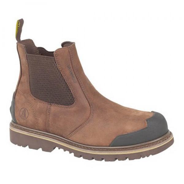 Amblers Safety FS225 Brown