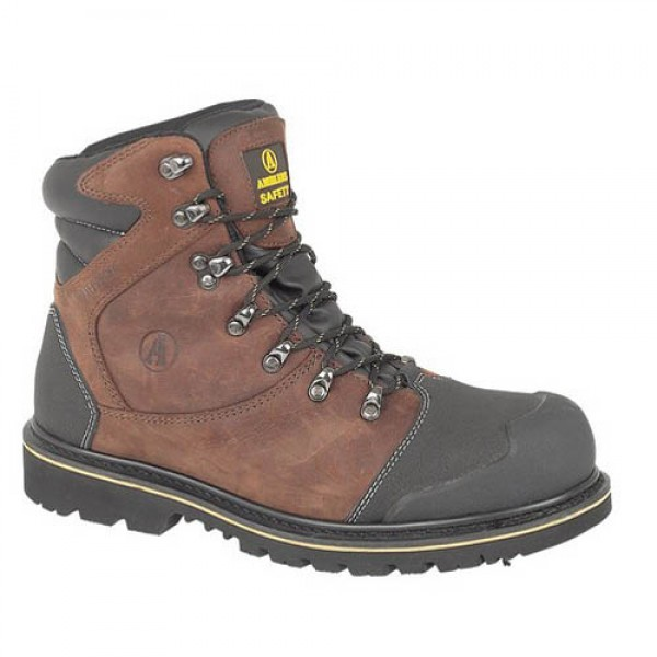 Amblers Safety FS227 Brown