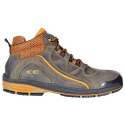 Cofra Baseman Safety Trainers Aluminium Toe Caps Composite Midsole