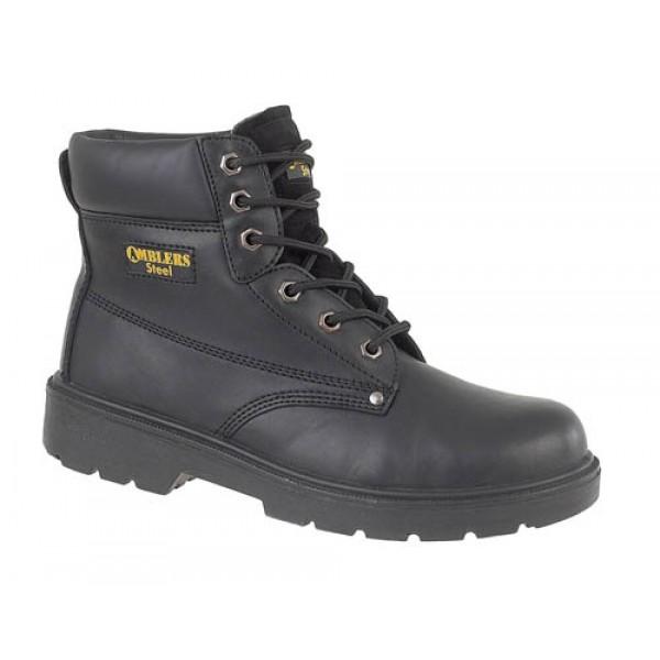 Amblers Safety FS159 Black