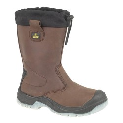 Amblers Safety FS219 Brown
