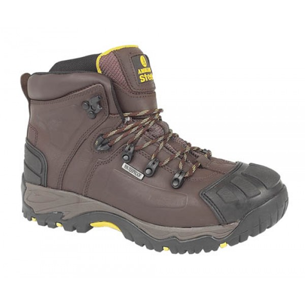 Amblers Safety FS39 Brown