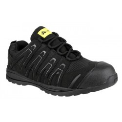 Amblers Safety FS40C Black