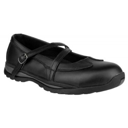 Amblers Safety FS55 Black