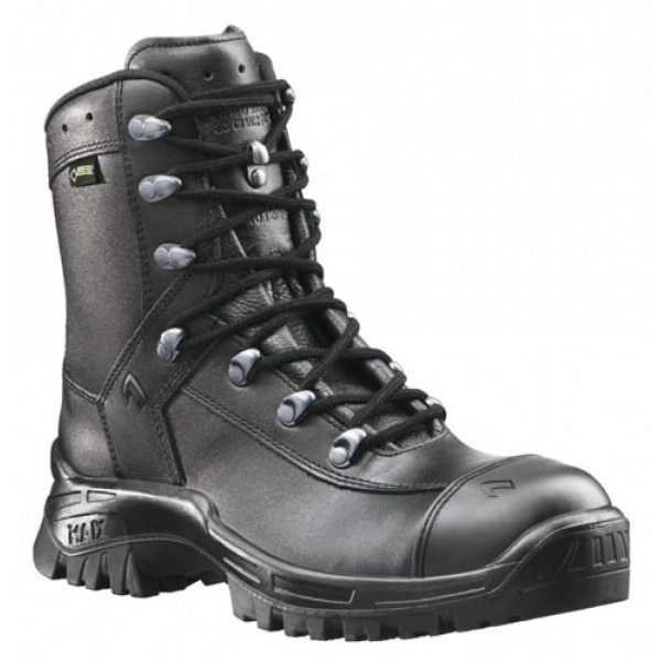 Haix Airpower X21 607606 GORE-TEX Waterproof Safety Boots Steel Toe Caps & Midsole High Leg