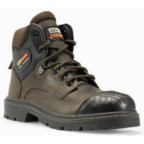 Jallatte Jalirok SAS Safety Boot with Composite Toe Caps