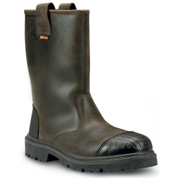 Jallatte Jalsalix Rigger Boots with Composite Toe Caps And Steel Midsole