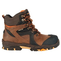 Cofra Ramses GORE-TEX Safety Boots Composite Toe Caps & Midsole Metal Free Waterproof Safety Boots