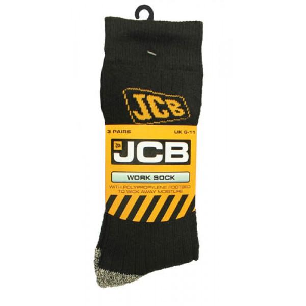 JCB Sandon Socks JCB Workwear