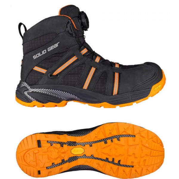 Solid Gear Phoenix GTX Safety Boots Fibreglass Toe Caps & Composite Toe Caps GORE-TEX