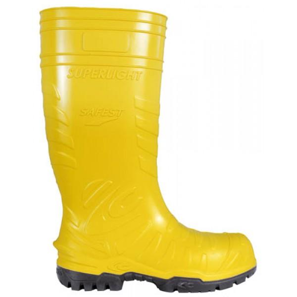 Cofra Safest Yellow Wellington Boots