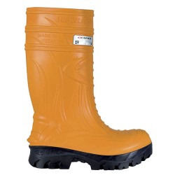Cofra Thermic Orange Metatarsal Safety Wellingtons