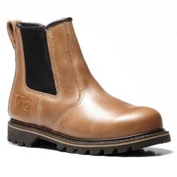 Vtech V12 V1241 Stampede Dealer Boots With Steel Toe Caps and Midsole