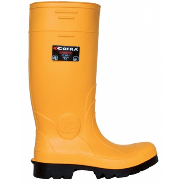 Cofra New Castor Cold Protection Safety Wellingtons