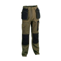 Cofra Rotterdam Canvas Trousers Cofra Workwear With Holster Pockets Cofra Workwear