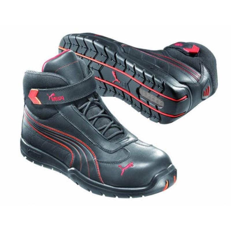 meilleure sélection 33e53 5b762 Puma Daytona Mid S3 SRC HRO Safety Boots with Composite Toe Cap