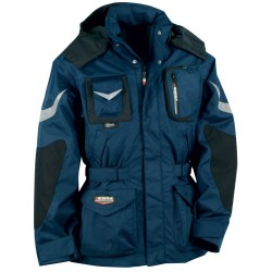 Cofra Icestorm Workwear Jacket Waterproof with 3M Inserts