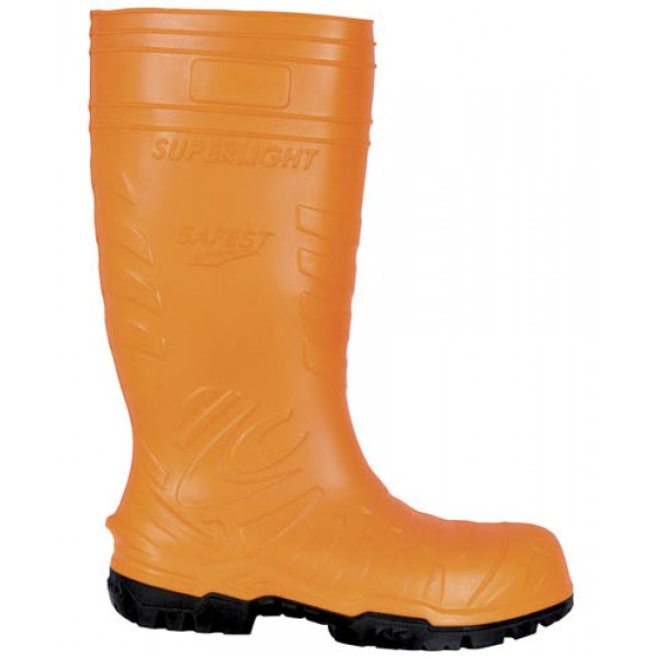 Cofra Safest Orange Cold Protection Safety Wellingtons