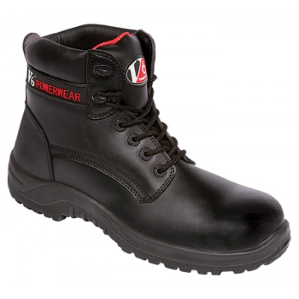 V12 V6400 Otter Metal Free Safety Boots With CompositeToe Caps & Midsole 3-13