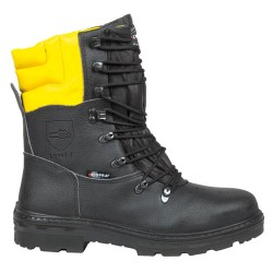 Cofra Woodsman Bis Chainsaw Safety Boots with Steel Toe Caps