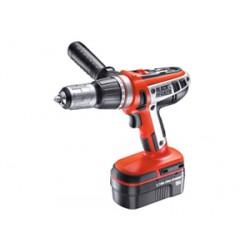 Black & Decker HP188F 18v Cordless Hammer Drill