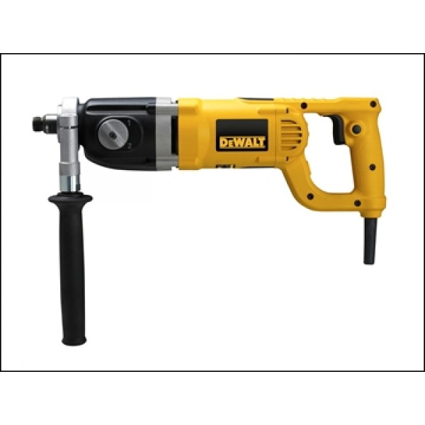Dewalt D21580K 152mm Dry Diamond Drill 2 Speed 1705 Watt 110v or 240v